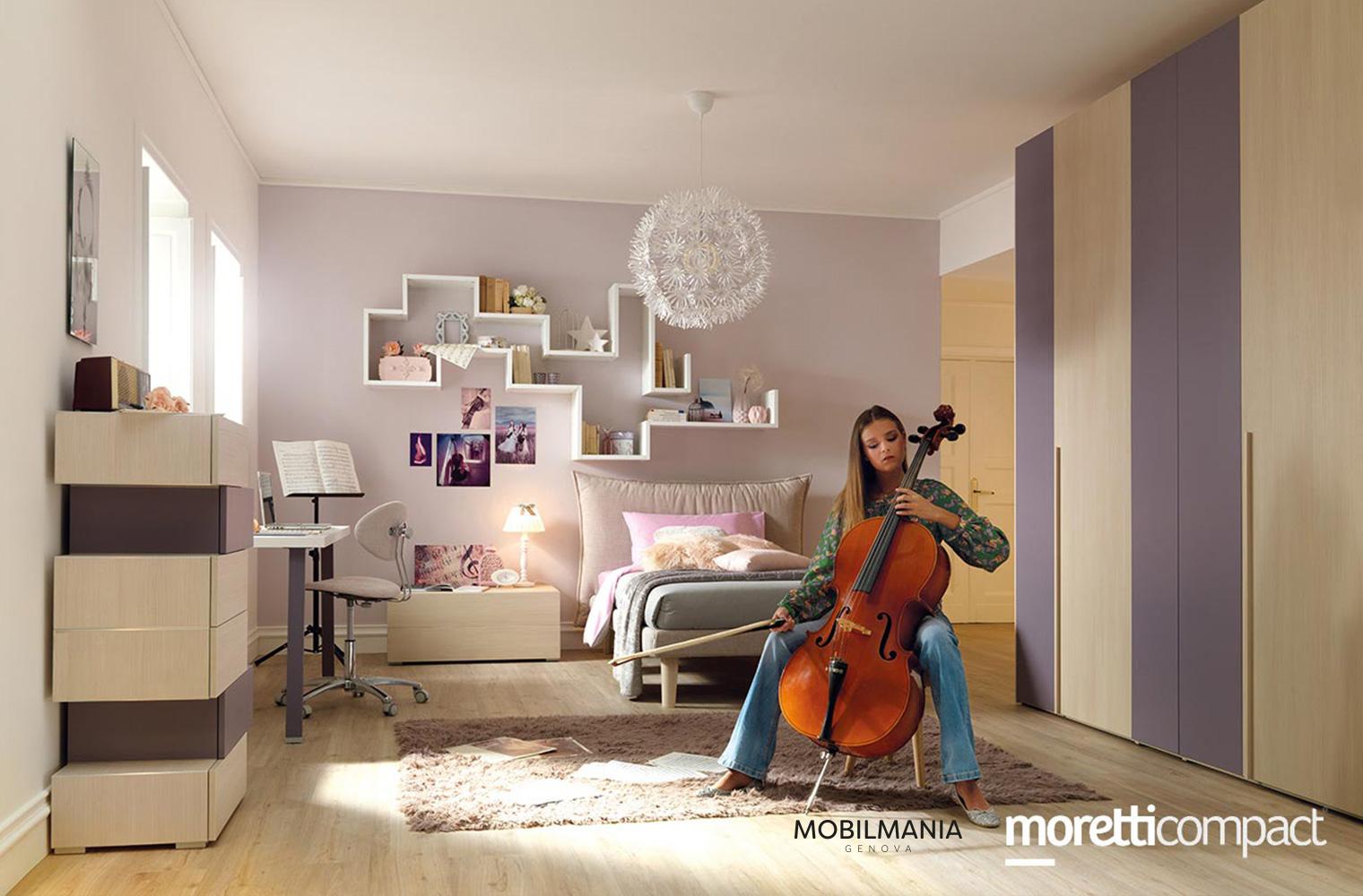 Mobilmania - Camerette Moretti Compact Genova